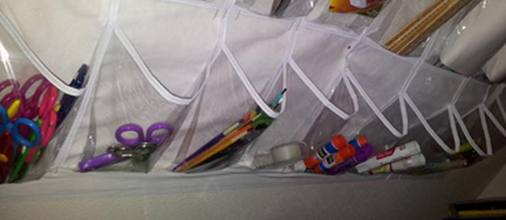 Classroom Organization: Pockets