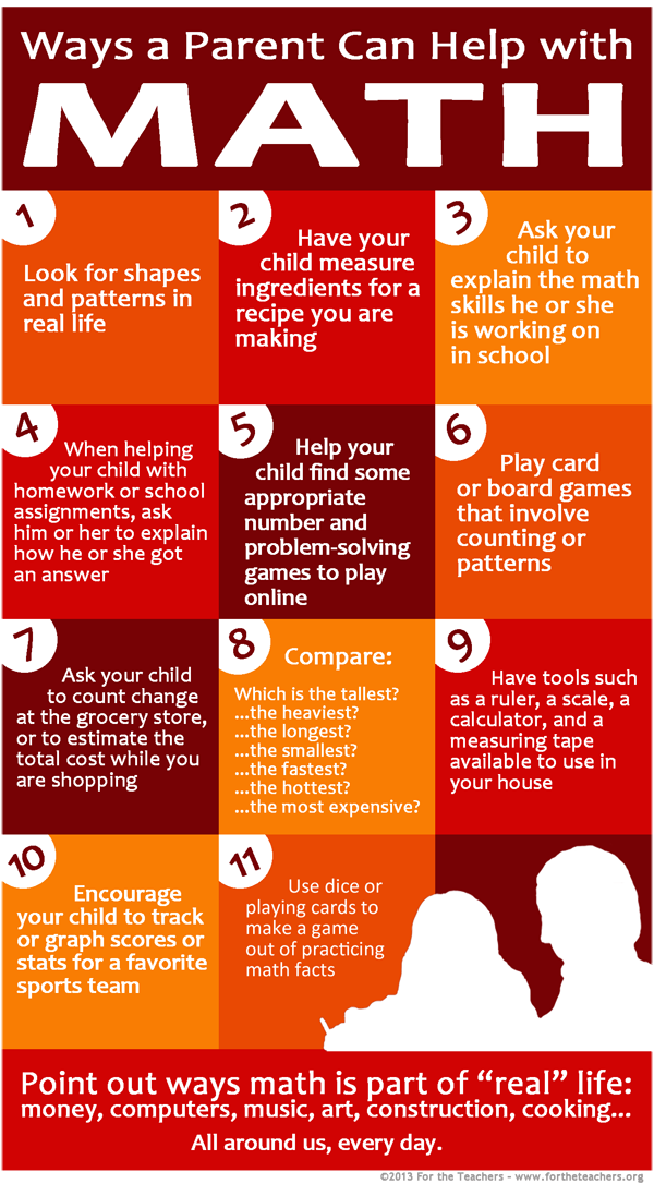 ways parents can help math parent help math 600
