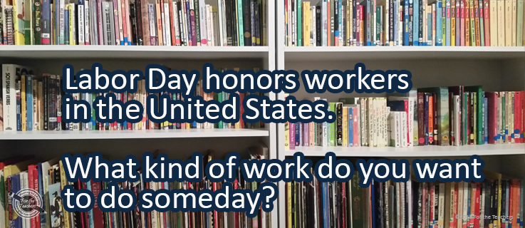 Writing Prompt for September 5: Labor Day