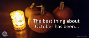 Writing Prompt for October 30: Month End