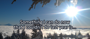Writing Prompt for February 6: Something I Can Do