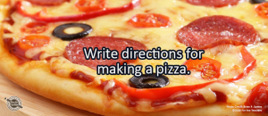 Writing Prompt for February 15: Pizza