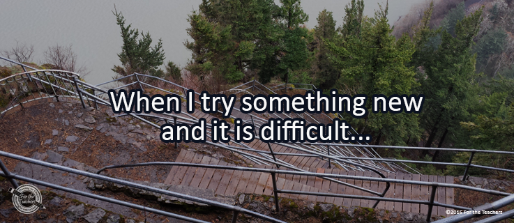Writing Prompt for March 5: Something Difficult