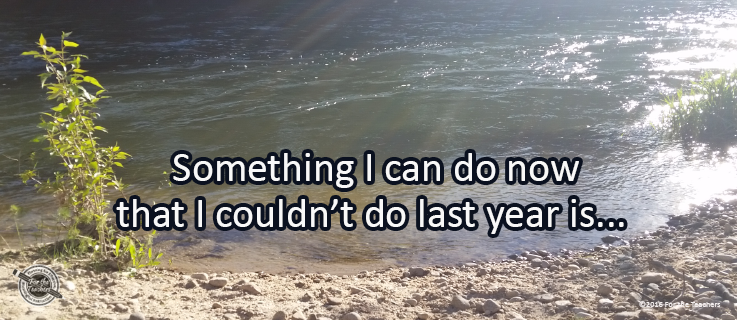 Writing Prompt for April 23: Something I Can Do