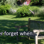 Writing Prompt for June 28: Remembering