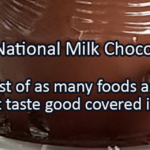 Writing Prompt for July 28: Chocolate