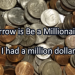 Writing Prompt for May 19: Millionaire
